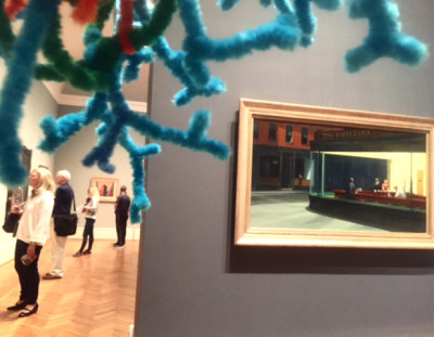 Monet to Magritte,  Contemplating Neuroscience at the Art Institute of Chicago